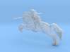 Medieval St George designed after Russian Icon 3d printed