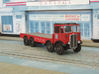 "1 :43 AEC Mammoth Major Mk 1 ""Bowater"" c1934 3d printed"