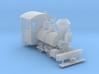 HOn3 scale kauila 3d printed