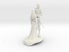 Fantasy Wedding Cake Topper 3d printed