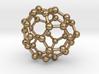0093 Fullerene c38-12 c2v 3d printed