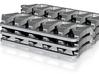 GER Brake Blocks x3 sets 3d printed
