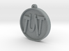 Tuit-Scruit Fob 1-5in 3d printed