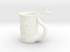 The Little Mermaid Mug 3d printed