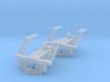 Rowa Y6B 2-8-8-2 Pilot With N Scale MT Coupling X2 3d printed