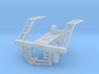 Rowa Y6B 2-8-8-2 Pilot With N Scale MT Coupling 3d printed