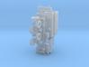MB Unimog U1300 1:160 3d printed
