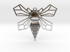 Hornet Pendant  3d printed