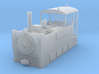 Freelance H0e tramway loco - no.3 3d printed freelance tramway loco by JellyModels H0e
