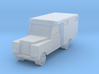 1:450 Land Rover Series 2a Ambulance, for T gauge 3d printed Land Rover S2a Ambulance