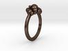 Ring Spheres Sleek  3d printed