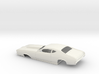 1/24 69 Chevelle Pro Mod One Piece Body 3d printed