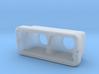 SANSHIN HR-1012U front 1:25 3d printed