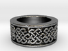 Celtic Knot Ring 3 Ring Size 10 3d printed