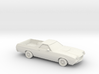 1/87 1972 Ford Ranchero 3d printed