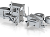 1:160/N-Scale Steiger Panther White Polished 3d printed