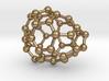 0110 Fullerene C40-4 c1 3d printed