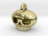Little Skull Pendant 3d printed