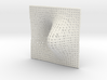 Drope math art 3d printed