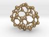 0129 Fullerene C40-23 c2 3d printed