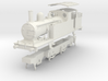 G.E.R. M15 (later LNER F5) class tank loco 3d printed