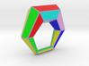 0106 Antisymmetric Torus (p=1; u=6; v=6) 5cm #013 3d printed
