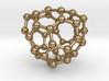 0133 Fullerene C40-27 c2 3d printed