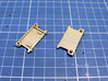 Kyosho Mini-Z MR-03 Front Lower Cover 3d printed Upper and lower finishing