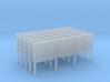 5 NS informatieborden (n-scale) 3d printed