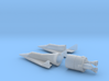 1/200 BOEING X-20 DYNA SOAR SPACE PLANE  3d printed