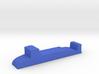 Game Piece, Blue Force Ballistic Submarine 3d printed