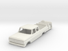 1/64 1967 Ford Crew Cab pickup 3d printed