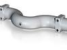 Lift Axle V3 For Steer rims. 3d printed