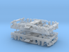 Carter Passenger Car Trucks, On3, 1 Pair 3d printed