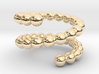 Spiral ring 20 3d printed