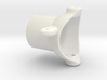 Steering_nozzle_modified 3d printed
