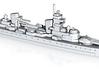 Ersatz Hessen (D-Class Heavy Cruiser) 1/1800 3d printed