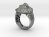 Lion Ring (man's) 3d printed