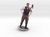 Sean Peck As Steampunk Cameraman 3d printed