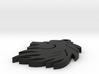 Lion keychain 3d printed
