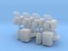 1/50th Farr Air Cleaner & Lubrifiner Builders pack 3d printed