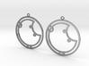 Ashe - Earrings - Series 1 3d printed