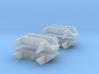 "23"" Eagle Gear Set option C  3d printed"