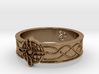 Ring of Mara Size 8 Ring Size 8 3d printed