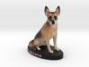 Custom Dog Figurine - Draeco 3d printed