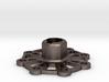 Ultra Lightweight Wheel Hub (17 mm) 3d printed