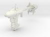Nebulon B Frigate (1/7000) 3d printed