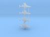 [Galaxia] F-109B Squadron 3d printed