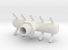 Pump Connector - 3Dponics Drip Hydroponics 3d printed