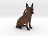 Custom Dog Ornament - Frebie 3d printed